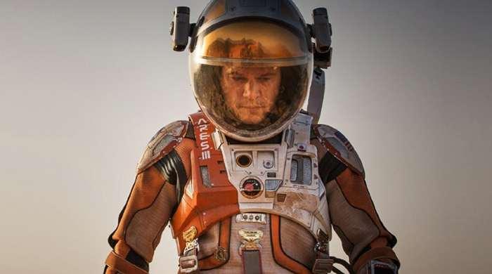 ¿Coordinó la NASA su anuncio de agua en Marte con el estreno de la película 'The Martian'?