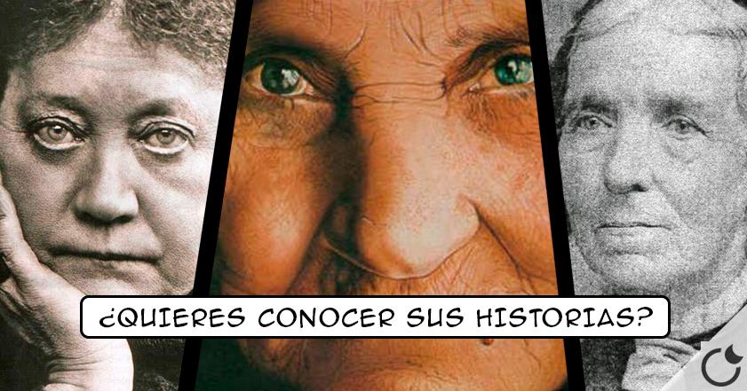 Las 8 BRUJAS REALES de la HISTORIA que NUNCA serán OLVIDADAS