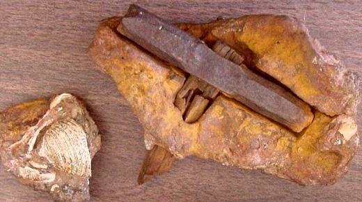 """¿El """" Martillo de Londres """" realmente se remonta a hace más de 100 millones de años?"""