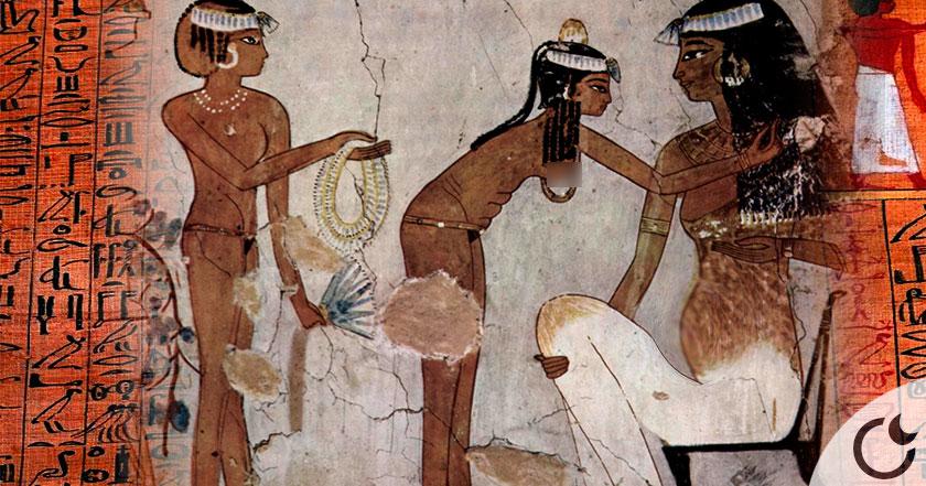 ¿Cómo sabían que estaban EMBARAZADAS en el Antiguo Egipto? Sus test de EMBARAZO AQUÍ