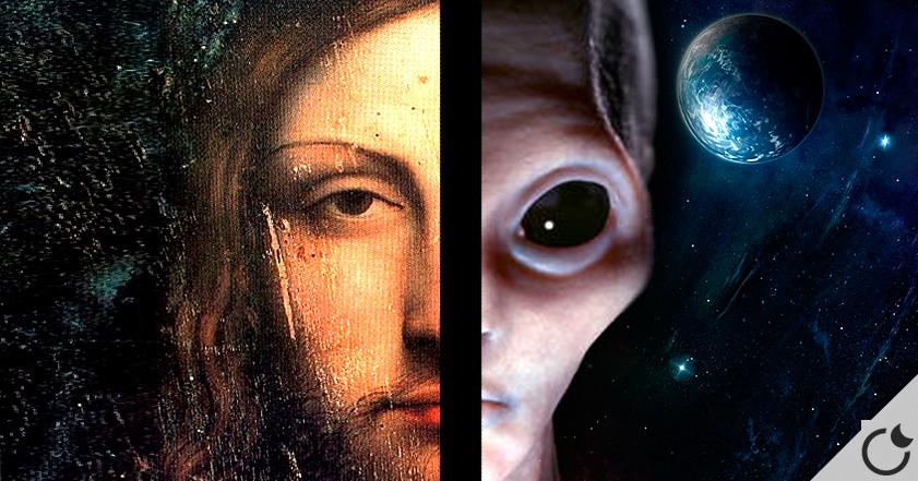 ¿ JESÚS podría haber sido de origen EXTRATERRESTRE ?
