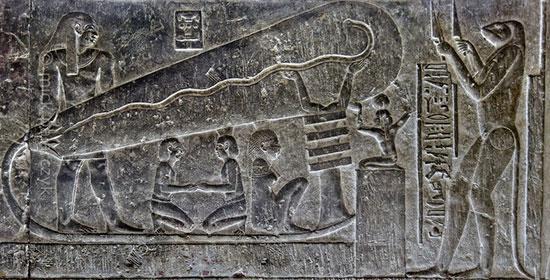 Las lámparas de Dendera: ¿ electricidad en el Antiguo Egipto?