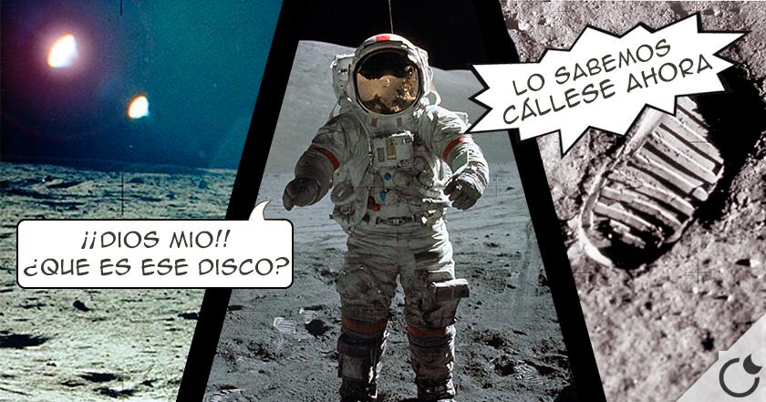 Conversacion censurada de la Nasa con Neil Amstrong en la llegada a la Luna