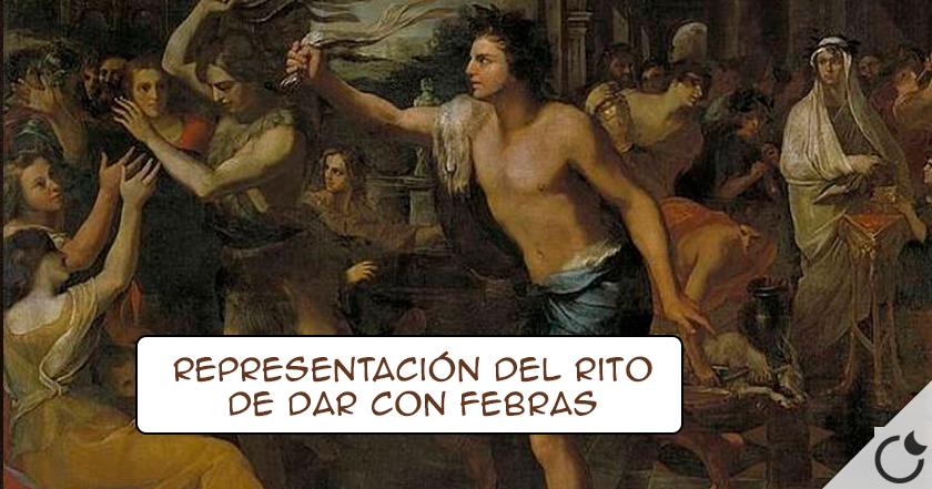 Festividades Romanas para PURIFICACIÓN y FERTILIDAD: LAS LUPERCALES
