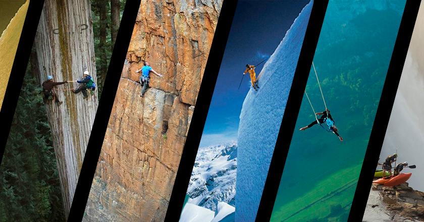 25 fotos de gente sin miedo. ¡Impresionante!