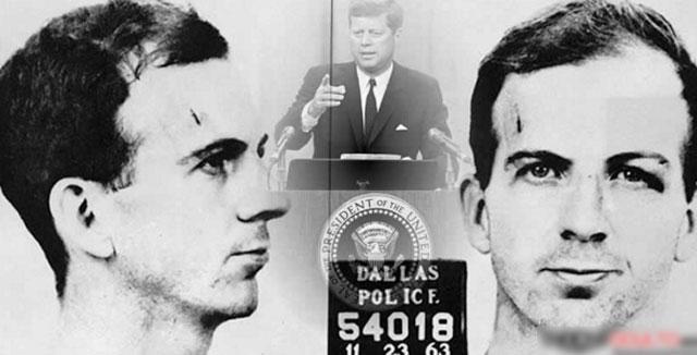 CIA admite haber encubierto la muerte de John F. Kennedy.