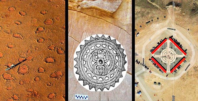 5 misterios de los desiertos que seguro no conocías. ¡Impresionante!