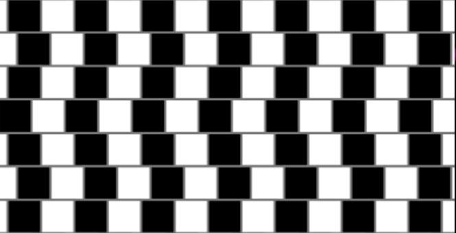 5 ilusiones ópticas que te harán cuestionar la realidad