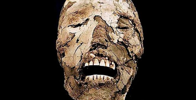 El misterio de las momias de Toledo.