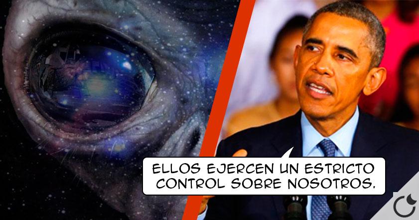Barack Obama responde POR FIN sobre Area 51 y OVNIS