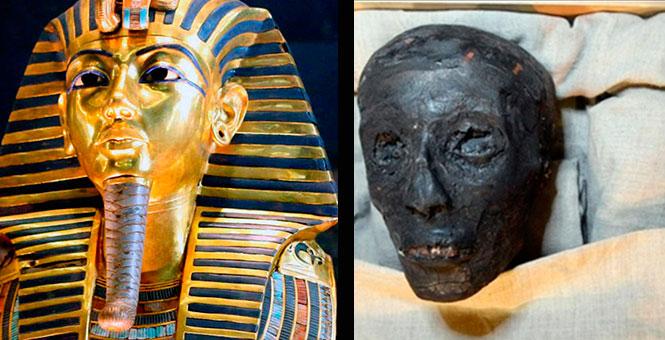 Tutankamón se reducirá en cenizas en 30 años.