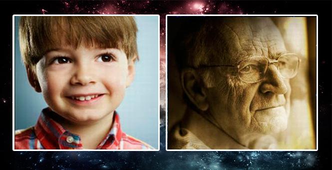 Con solo 4 años confesó  un asesinato en su vida pasada.