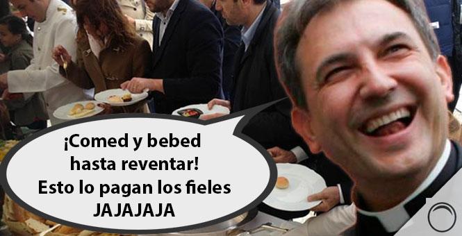 Cura español es detenido en el Vaticano por robar documentos y hacer fiestas de 18.000 euros