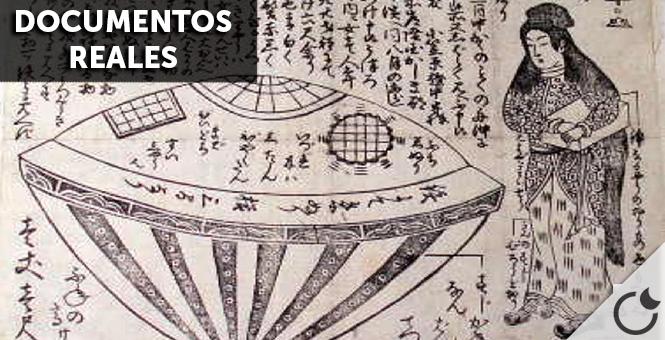 ¿Llegó una NAVE EXTRATERRESTRE a las costas de Japón en 1803?: La leyenda de UTSURO BUNE
