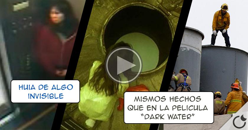 ELISA LAM: el misterio de su TERRORIFICA MUERTE = pelicula «DARK WATER»