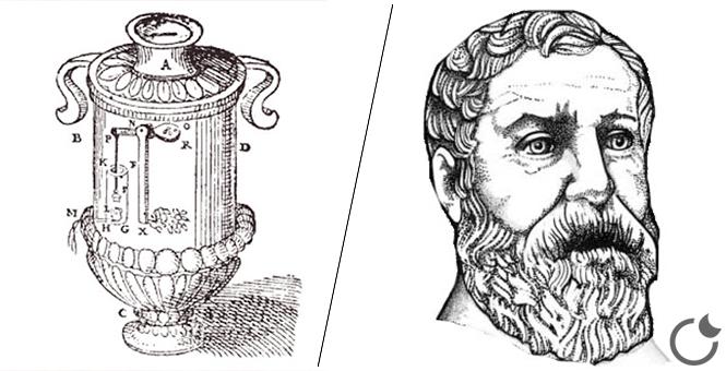 La máquina expendedora más antigua de la historia: 2000 años