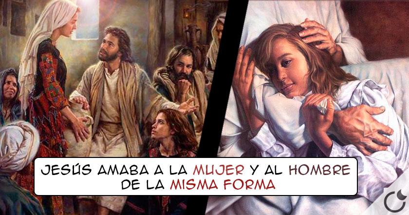 JESÚS: las MUJERES y la IGUALDAD de GÉNERO