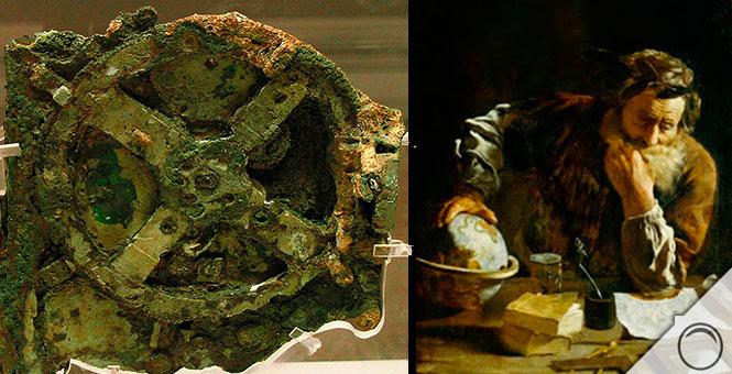 El mecanismo de Anticitera, un ' ordenador ' de hace 2.000 años