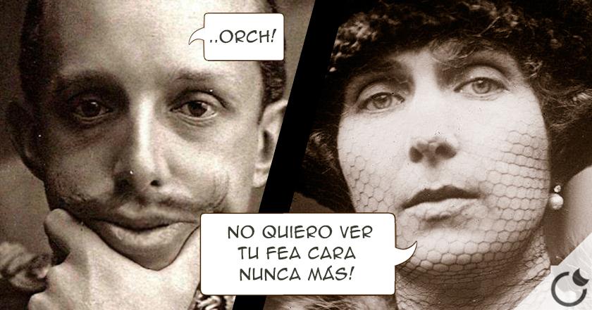 La decadente vida de Alfonso XIII en el exilio.