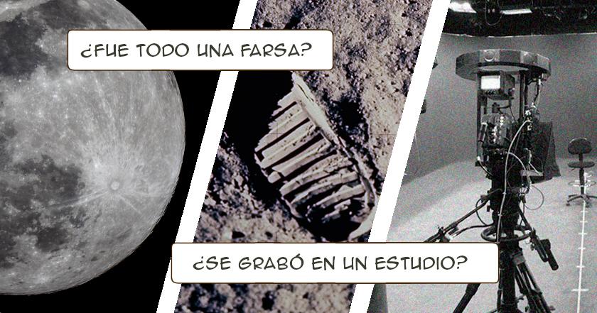 Cienasta confiesa: YO dirijí el FALSO alunizaje de 1969.