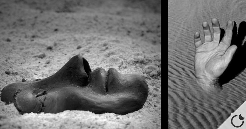 ¿Matan las arenas movedizas?