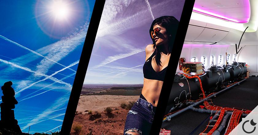Chemtrails: ¿qué son, quién los envía y por qué vuelan por nuestros cielos?