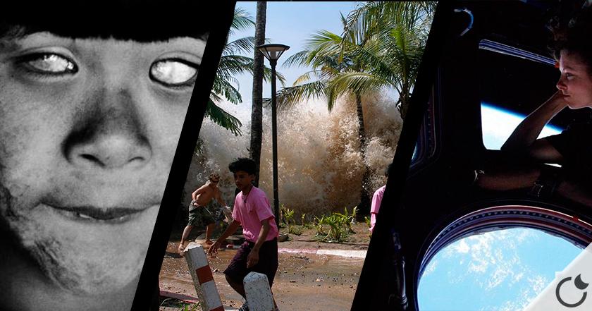 15 potentes fotografías que han impactado al mundo entero.