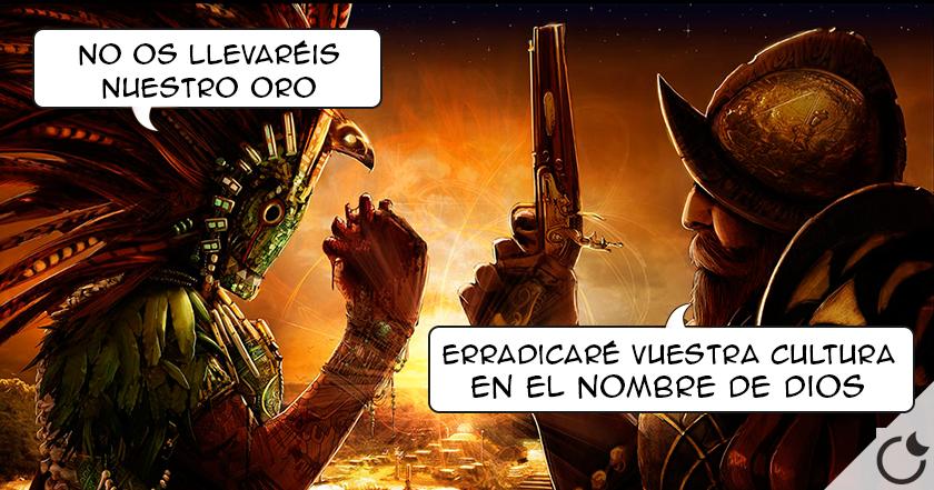 La caída de Tenochtitlán. El dia que nació México y los latinos de hoy.