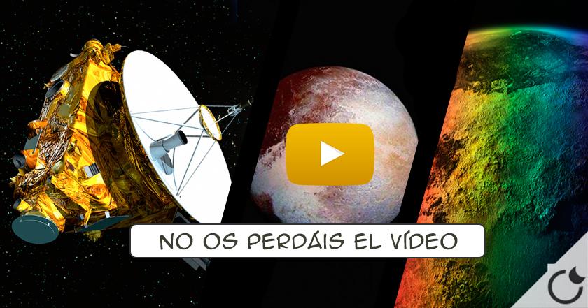 Graban la primera película desde el confín del Sistema Solar (video)