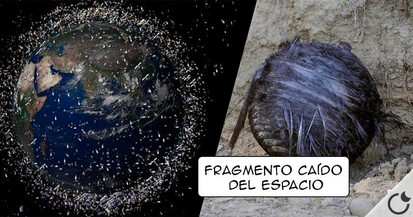IMPACTANTE la basura espacial y los peligros que conlleva.