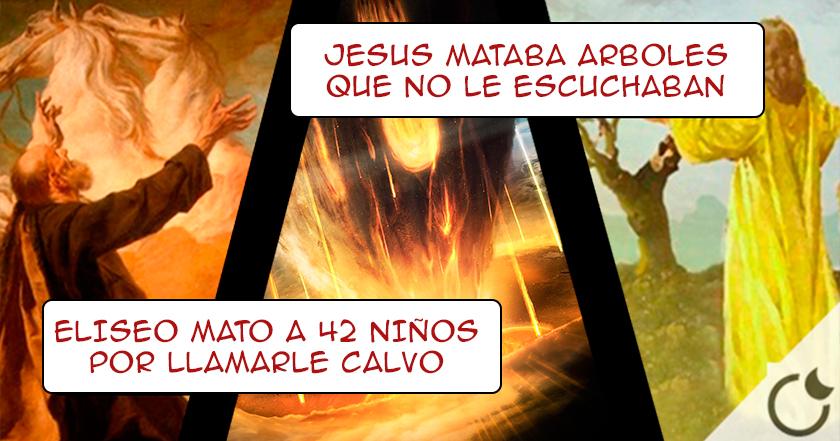 10 historias BIZARRAS y EXTRAÑAS de la BIBLIA