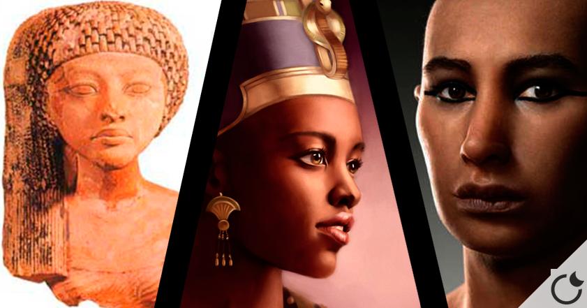 ¿Fue Maya la hermana de Tutankhamón?¿ Se alimentaba de su pecho?