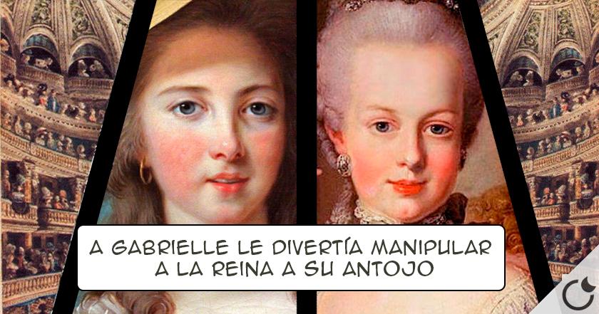 MARIA ANTONIETA y su amor por la CONDESA DE POLIGNAC: El mayor escandalo de la época