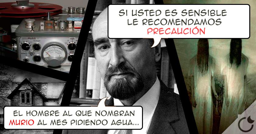 La PSICOFONÍA mas larga y TERRORIFICA de la historia. » Germán de Argumosa «