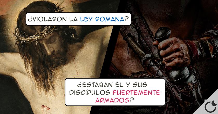 ¿Fué Jesus CRUCIFICADO por OTRO MOTIVO? Historiadores presentan OTRA VERSIÓN