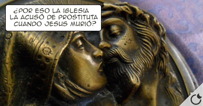 ¿Jesús y María Magdalena estaban ENAMORADOS? Según evangelios apócrifos POR SUPUESTO