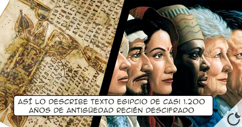 Jesús CAMBIABA DE FORMA Y EDAD a su antojo. Así lo describe un EVANGELIO APÓCRIFO