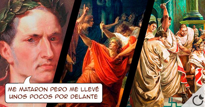 MATARON A JULIO CESAR pero se defendió y LO PAGARON CARO
