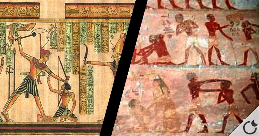 LA JUSTICIA en el Antiguo Egipto ¿CUÁL SERÍA TU CASTIGO?