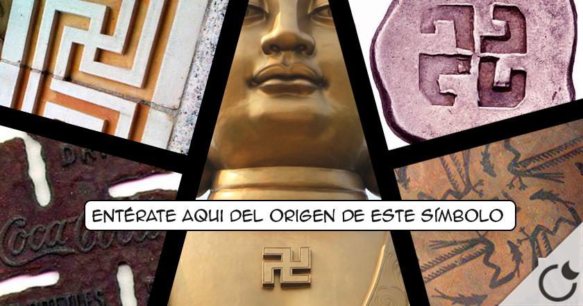 La historia del símbolo MAS CONOCIDO del SXX: Indios, Griegos e hindúes YA LO USABAN entre otros
