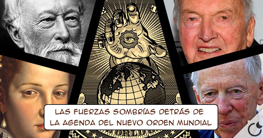 Las 13 FAMILIAS que dominan EL MUNDO y la oscuridad detrás del nuevo ORDEN MUNDIAL