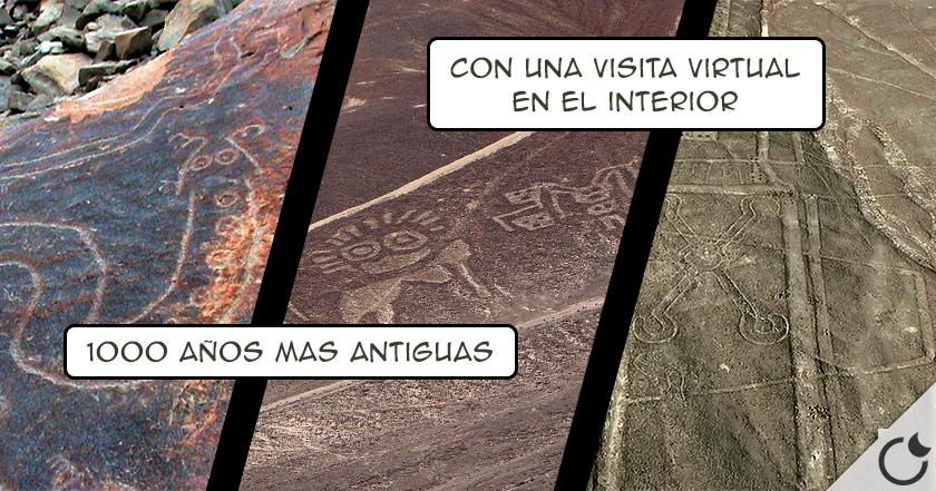 Las LINEAS Y Petroglifos DE PALPA: 1000 años mas antiguas que las de NAZCA ¿A que no lo sabías?