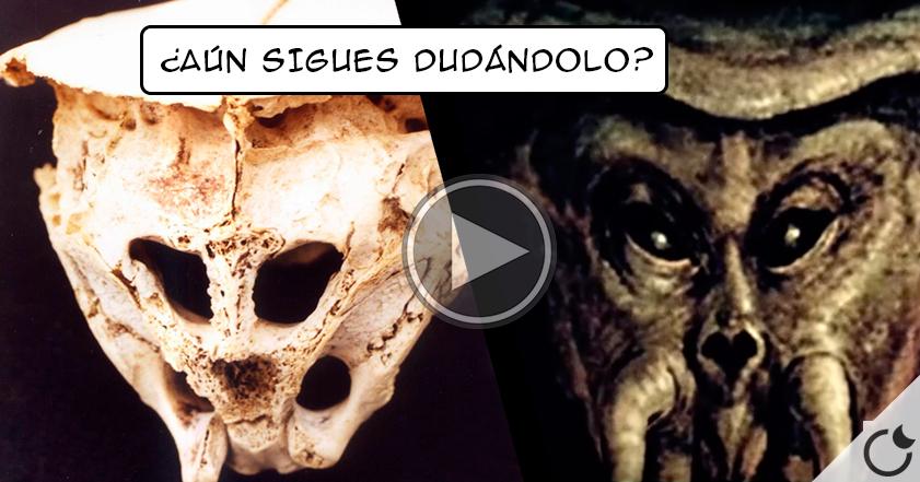 La EVIDENCIA ALIEN MÁS CLARA de TODOS los TIEMPOS: El cráneo de Ródope