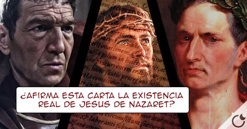 Carta OFICIAL de PONCIO PILATO a TIBERIO CESAR hablando de JESUS DE NAZARET