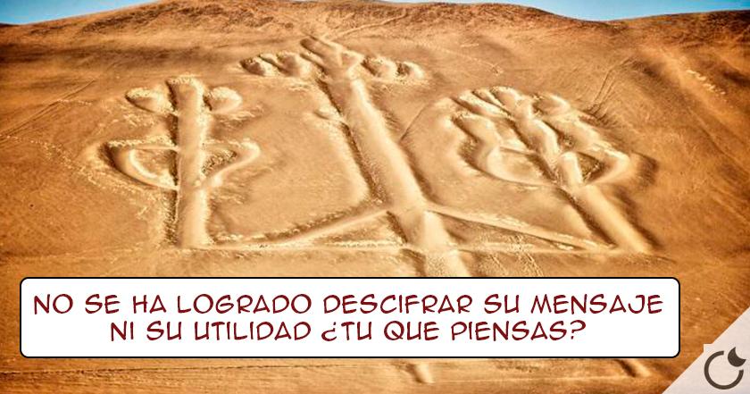 El candelabro de Paracas. Uno de los CLÁSICOS DEL MISTERIO y SIGUE SIN RESPUESTA