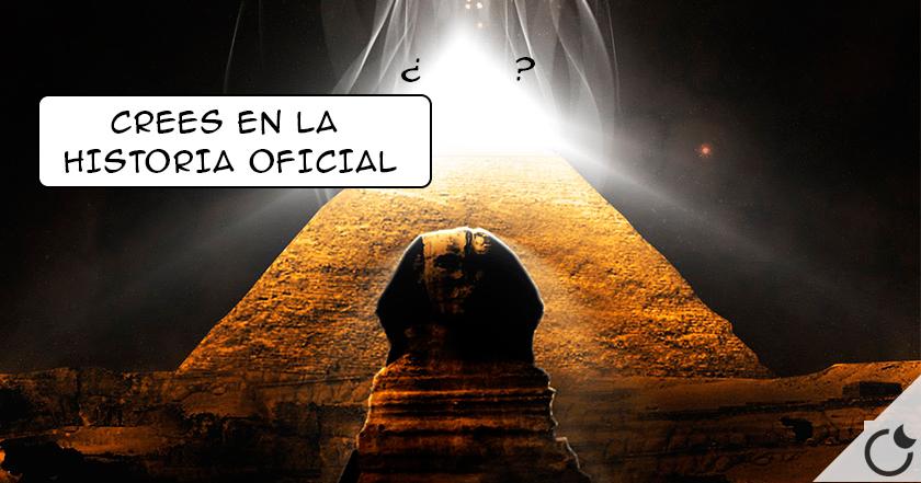 La GRAN MENTIRA sobre las PIRÁMIDES de EGIPTO