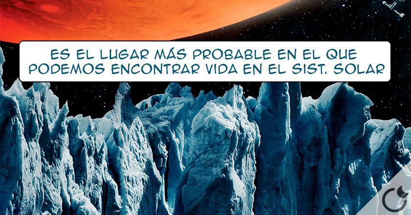 La EVIDENCIA DEFINITIVA de que Europa podría albergar vida EXTRATERRESTRE: La NASA nos cuenta