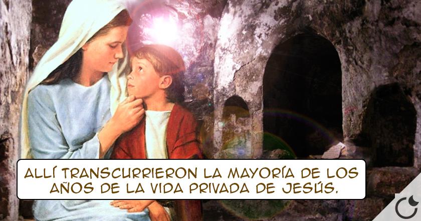 Descubren la casa donde JESÚS PASÓ SU INFANCIA. Descúbrela TU TAMBIÉN