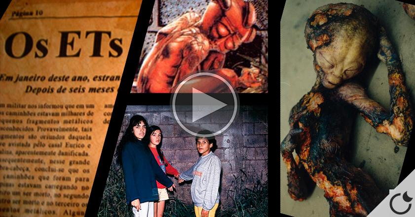 VARGINHA: El caso OVNI MAS DOCUMENTADO de Brasil: el ROSWELL brasileño