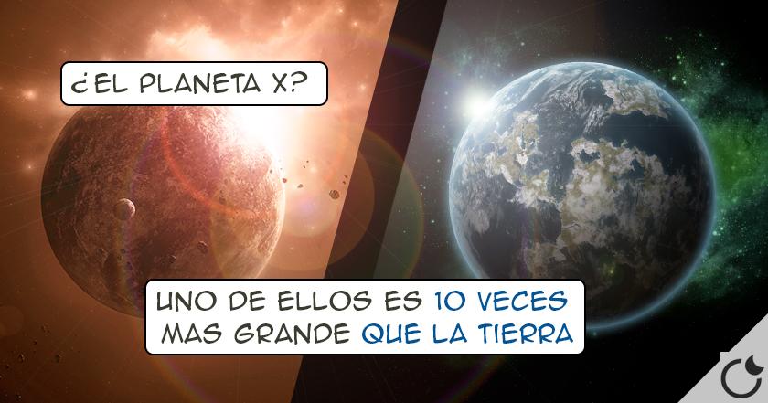 ¿Encuentran 2 planetas nuevos en nuestro Sistema Solar?¿Por fin el PLANETA X?